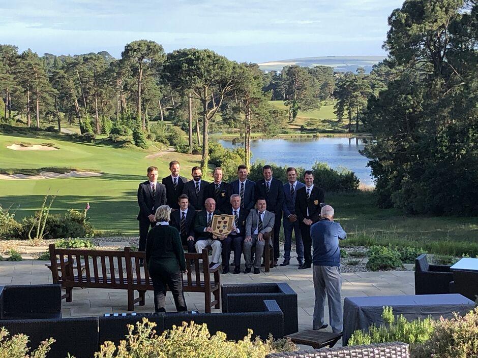 Gloucestershire Golf Union 1st Team Squad